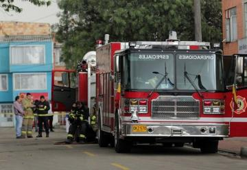 Bomberos de Bogotá renuevan equipos para emergencias