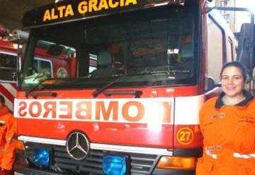 Una vocación que no entiende de géneros, Mujeres bomberos