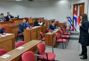 Bomberos de Chile prepara a auditores para proceso de certificación