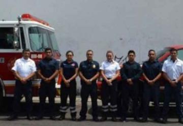 Bomberos Voluntarios de Michoacán adquieren motobomba