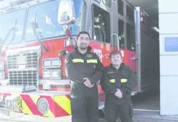Bomberos de Punta Arenas se certificarán como rescatistas internacionales