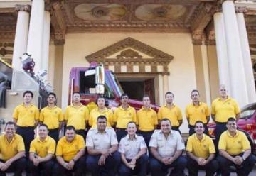 152 aniversario del Cuerpo de Bomberos de Costa Rica