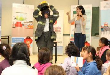 Fundación Bomberos de Argentina lanzó su nueva campaña de prevención