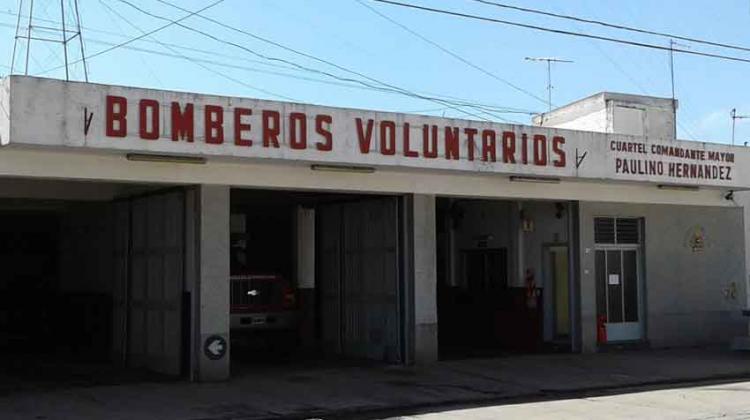 Bomberos de General Rodriguez celebraron 60 años de vida
