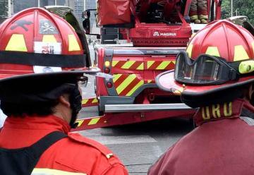 Bomberos Voluntarios atendió hasta 300 emergencias