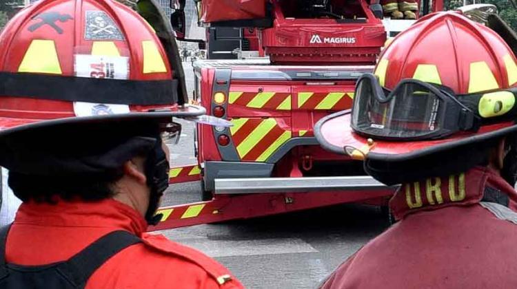 Gobierno aprueba pensión de gracia para bomberos