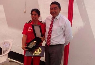 Pueblo Nuevo ya cuenta con su compañía de bomberos