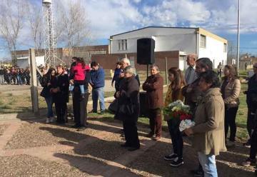 Homenajearon a los Bomberos fallecidos en incendio de Prodinco