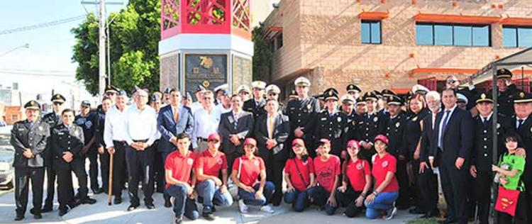 Festejan Bomberos de Hermosillo su Aniversario 71
