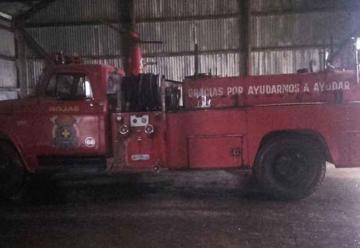 Bomberos de Rafael Obligado ya cuentan con su sede oficial