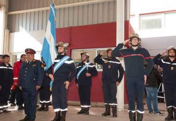 Bomberos Voluntarios de Luján de Cuyo cumplió su 49 aniversario