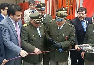 Bomberos de Lebu y Coronel cuentan con nuevos cuarteles