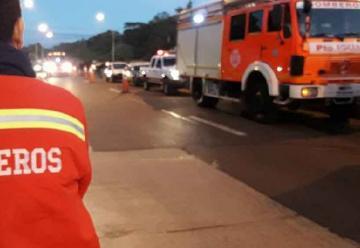 Nuevas unidades para los Bomberos Voluntarios de Puerto Iguazú