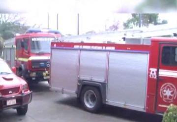Bomberos de Asunción recibieron importante donación