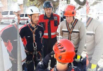 Capacitación en Rescate con Cuerdas Nivel Uno en Chaco