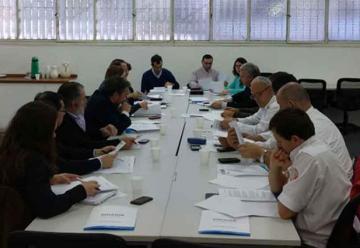Mesa de Trabajo sobre Reducción de Riesgos de Desastres