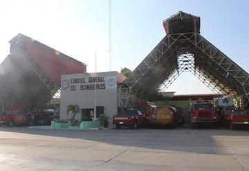 Reubicarán a bomberos para dar paso a proyecto de transformación