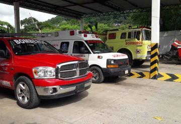 Recortan gasolina a Bomberos de Zihuatanejo