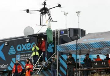 Los bomberos de O Carballiño tendrán una unidad de drones
