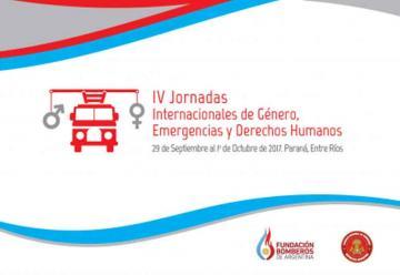 Jornadas de género para Bomberos Voluntarios en Paraná
