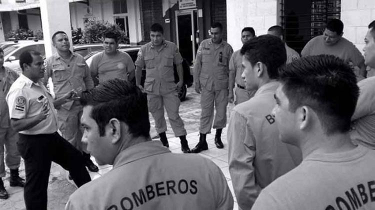 Grupo de rescate salvadoreño viajara a Mexico