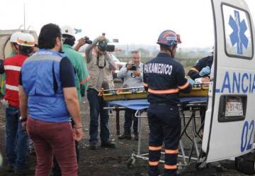 Donan equipo a Bomberos de Monclova