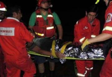 Bomberos  de la provincia de Ilo se declaran en emergencia