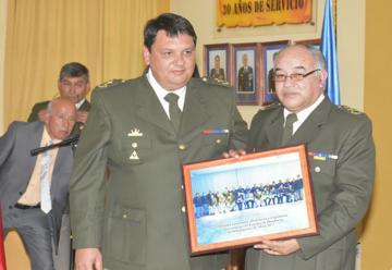 Sexta Compañía de Bomberos de Antofagasta festejó sus 115 años