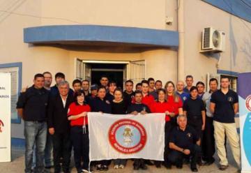 Bomberos del Chaco se capacitaron en Psicología de la Emergencia