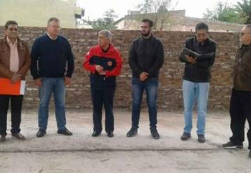 Bomberos voluntarios recibió subsidio del Gobierno Provincial