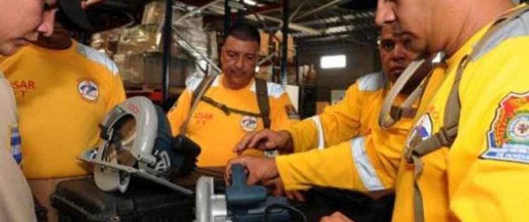 Expertos de Honduras a disposición de Bomberos de México