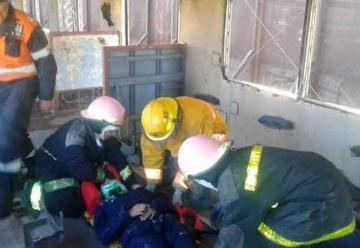 Bomberos Voluntarios realizaron capacitación en 'Socorrismo'