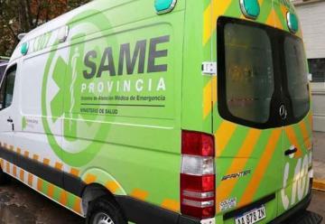La llegada del SAME a Campana será un alivio para Bomberos Voluntarios