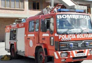 Unidad de Bomberos de Cochabamba cumple 54 años