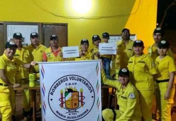 Bomberos Amarillos harán colecta para arreglo de ambulancia
