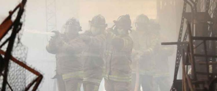 Bomberos lamentan la falta de bocas hidrantes en el Abasto
