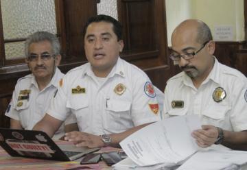 Denuncian actos de corrupción en Bomberos Voluntarios