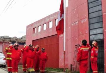 Congreso aprueba dar beneficios póstumos a bomberos héroes