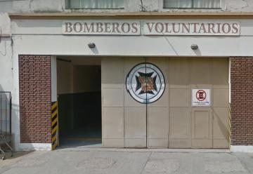 Inauguran obras en el cuartel de Bomberos de Mercedes