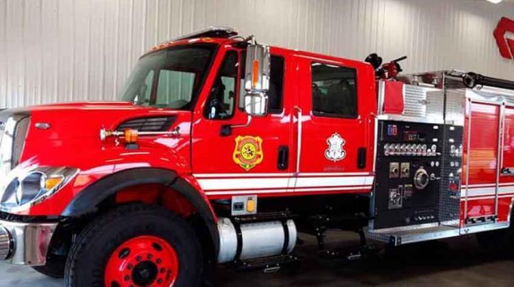 Barranquilla recibirá dos nuevas máquinas de bomberos
