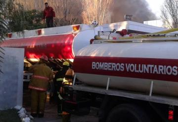 Aprobaron ley de beneficios sociales para bomberos voluntarios
