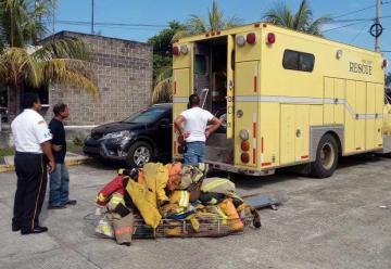 Impiden el ingreso de donativo para Bomberos de Petén