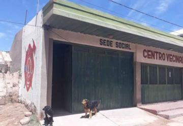 Robo al cuartel de bomberos de Maimará
