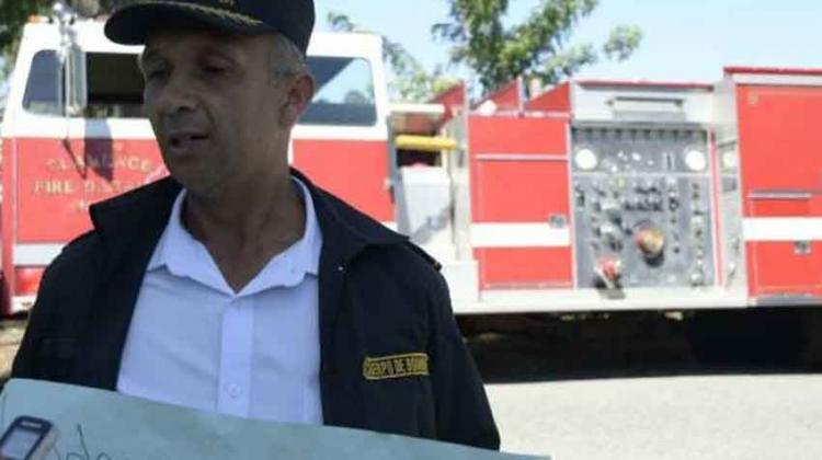 Bomberos de Jarabacoa solicitan ayuda para comprar camión