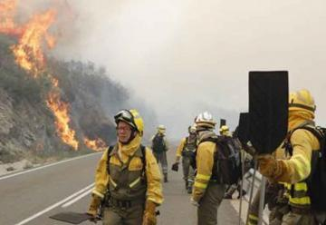 Brigadas Forestales consiguen ser reconocidas como bomberos