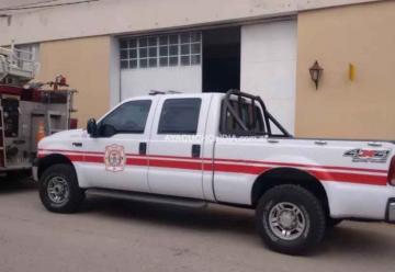 Nuevos equipos para Bomberos Voluntarios de Ayacucho