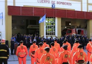 70º Aniversario del Cuerpo de Bomberos de la Policia de Formosa