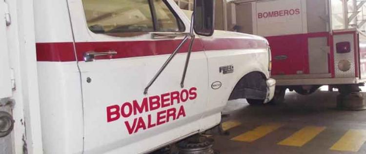 Bomberos de Valera no tienen unidades para atender emergencias