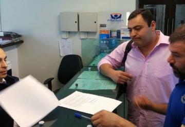 Bomberos Coihueco presentó denuncia por robo ante fiscalía