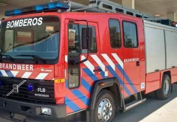 Impulsan becas de estudio para bomberos voluntarios